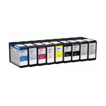 80ml negro claro claro para Epson Stylus pro 3800 3880t580900