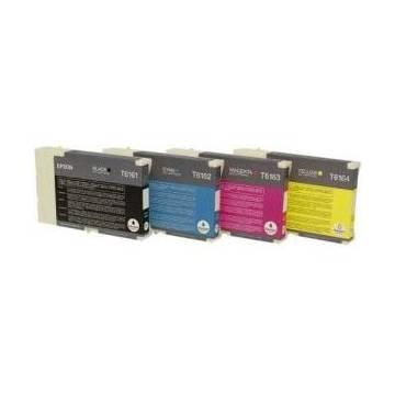 76ml pigmentada Epson b300 b310n b500dn b540dn c13t616100 negro