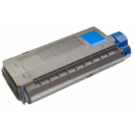 cartucho toner reciclado Oki C710 C710DN C710DTN C711 color cian