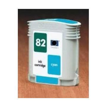 Ciano 69ML Compatible para HP 500 PLUS CC 800 PS 815MFP 82