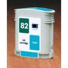 HP 82 compatible Cian 69ml para Hp 500 plus cc 800 ps 815mfp
