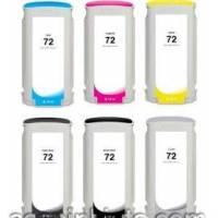 130ml Dye Amarillo HP Designjet T1100,T1200,T1300,T230072