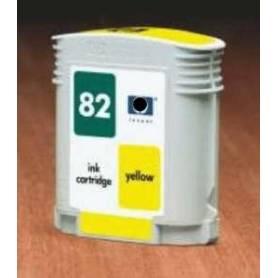 Amarillo 69ML Com para HP 500 PLUS CC 800 PS 815MFP 82