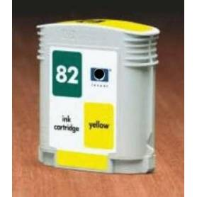 Amarillo 69ML Com para HP 500 PLUS CC 800 PS 815MFP 82