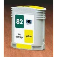 HP 82 compatible Amarillo 69ml para Hp 500 plus cc 800 ps 815mfp