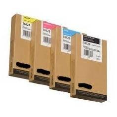 Cian 220ml colorante para Epson pro7400 7450 9400 9450 c13t612200