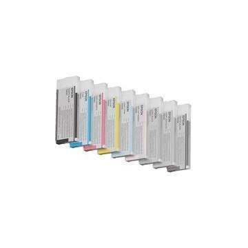 220ml colorante compatible Epson Stylus pro 9000 c13t410011 cian