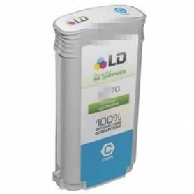 220ml Pigmento Cyan para HP Z2100,Z3200,Z5200,Z540070