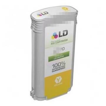 220ml pigmentada compatible amarillo para Hp z2100 z3100 z3200 z5200 z540070