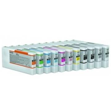 700ml pigmentada compatible Epson pro7890 7900 9890 9900 c13t636600 claro m
