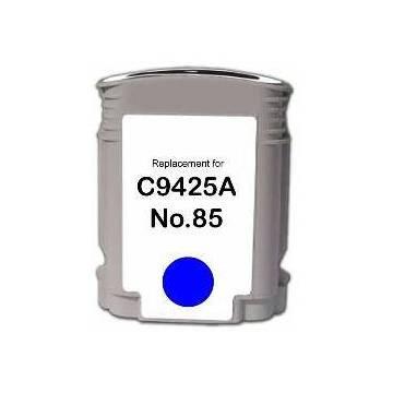 28ml cian compatible para Hp designjet 30 90 130 90r 130gp. 85