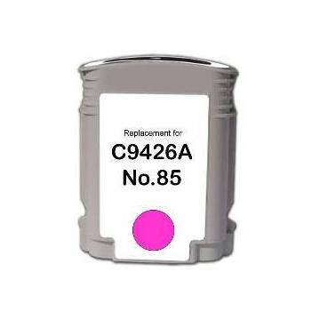 28ml magenta compatible para Hp designjet 30 90 130 90r 130gp. 85