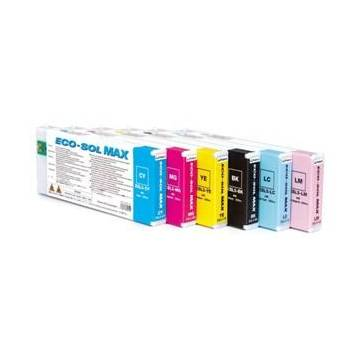 440ml pigmentada compatible Roland sc sj xc xj vs rs vp sp serie amarillo