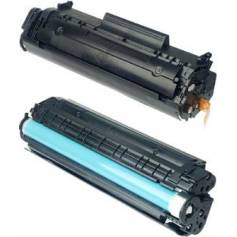 HP 12A tóner reciclado Hp laserjet 1010 1012 1015 1020 1022 2k q2612a fx10 703