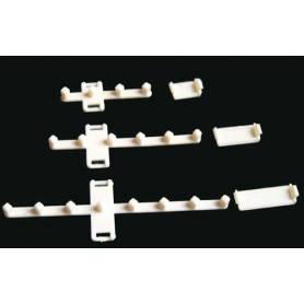 CISS repuesto anclaje de cartuchos y tubos para 4 tubos