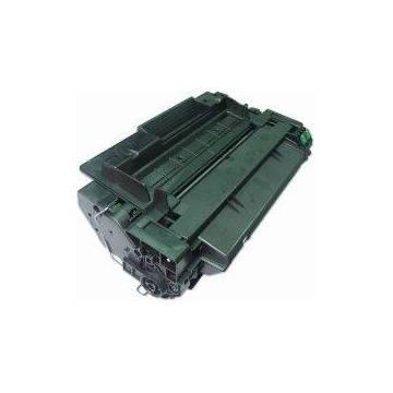 HP 55A tóner compatible para Hp p3015dn p3015x lbp3580 6k ce255a Canon 724