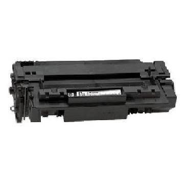 HP 51A tóner reciclado negro para Hp p3005 p3005d p3005n p3005x p3005dn. 6.5K. Q7551A