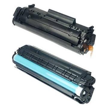 HP 12X tóner reciclado Hp laser 1010 1012 1015 1020 1022 4k q2612x fx10 703
