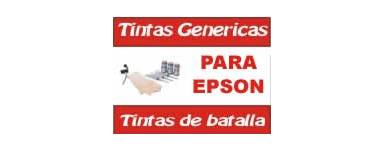 Epson packs botellas tinta