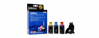 Mini kits de relleno de tinta Hp