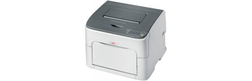 Oki C110 OKI C130 consumibles