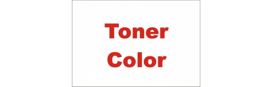 HP color botellas toner