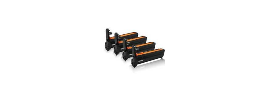 Oki C5600 C5700 tambores cinta fusor