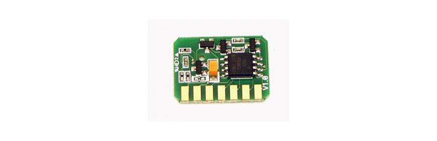 Oki C5550 C5800 C5900 chips
