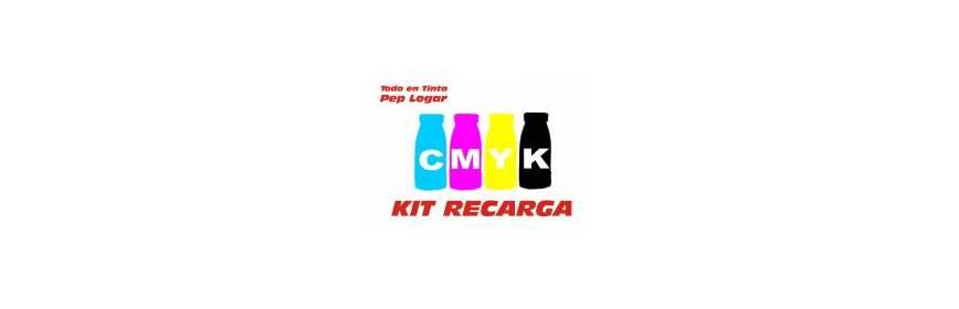 OKI MC851 MC861 botellas de tóner