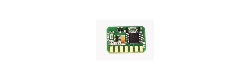Oki MC860 chips