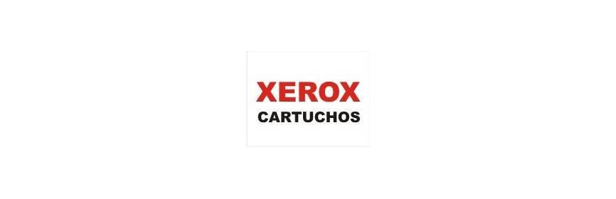 Xerox cartuchos