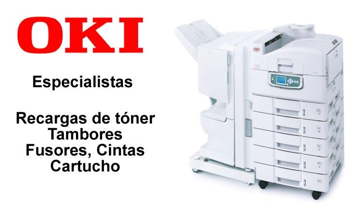 Consumibles OKI