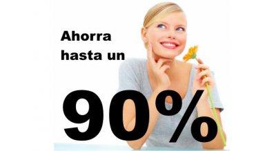 Ahorra un 90%